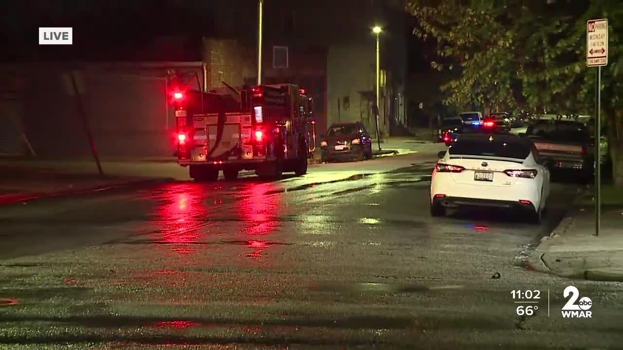 Baltimore (MD) Fire Truck Involved in Fatal Dirt Bike Crash