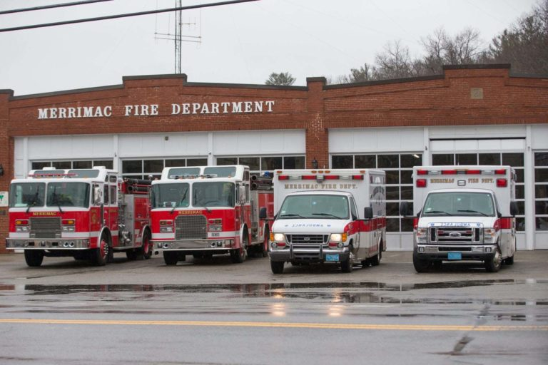 Merrimac (MA) Fire Chief Finds Two-for-One Deal on Fire Trucks